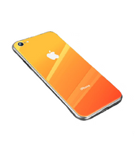 Ombre Coloured iPhone Case