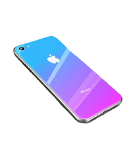 Ombre Coloured iPhone Case - iPhone 6 / Purple - iPhone Case