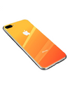 Ombre Coloured iPhone Case - iPhone 7 Plus / Orange - iPhone Case