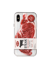 Paperworks Steak iPhone Case - iPhone Case