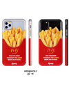 Paperworks® Mcd Inspired iPhone 11 Case - iPhone Case