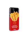 Paperworks® Mcd Inspired iPhone 11 Case - Black Soft Surface Material / iPhone 11 Pro - iPhone Case