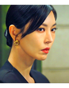 Penthouse 2 Cheon Seo-jin (Kim So-yeon) Inspired Earrings 025 - ONE SIZE ONLY / Gold - Earrings