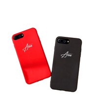 Personalized Name iPhone Case (iPhone XS and XS Max) - Black / iPhone XS - iPhone Case