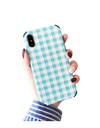 Plaid iPhone Case - iPhone 6 / Green - iPhone Case
