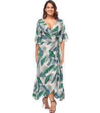 Plus Size Forest Dress - Dresses