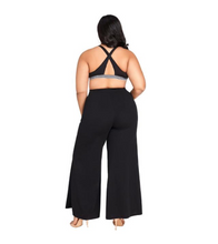 Plus Size Girl Boss Flare Pants