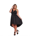 Plus Size Lucid Dreams Dress - Black / XL - Dresses