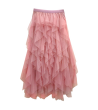 Plus Size Runway-Inspired Skirt *PRE-ORDER* - XL / Pink - Skirts