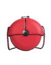 Pokeball Crossbody Bag - Red - Bags