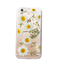 Real Flowers iPhone Case - iPhone 6 / Transparent - iPhone Case