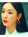 Search: WWW Lee Da Hee Inspired Earrings 009 - Earrings