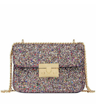 Sequin Crossbody Bag - Multi / ONE SIZE ONLY - Bags