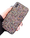 Shine Bright Like A Diamond iPhone Case (With Protective Surface) - Multi / iPhone 6 / iPhone 6s - iPhone Case