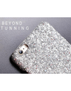 Shine Bright Like A Diamond iPhone Case (Without Protective Surface) - iPhone Case