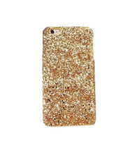 Shine Bright Like A Diamond iPhone Case (Without Protective Surface) - Gold / iPhone 6 Plus - iPhone Case