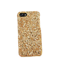 Shine Bright Like A Diamond iPhone Case (Without Protective Surface) - Gold / iPhone 7 - iPhone Case