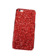 Shine Bright Like A Diamond iPhone Case (Without Protective Surface) - Red / iPhone 6 - iPhone Case