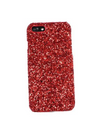 Shine Bright Like A Diamond iPhone Case (Without Protective Surface) - Red / iPhone 7 - iPhone Case