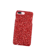 Shine Bright Like A Diamond iPhone Case (Without Protective Surface) - Red / iPhone 7 Plus - iPhone Case