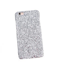Shine Bright Like A Diamond iPhone Case (Without Protective Surface) - Silver / iPhone 6 - iPhone Case