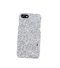 Shine Bright Like A Diamond iPhone Case (Without Protective Surface) - Silver / iPhone 7 - iPhone Case