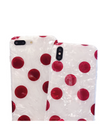 Spade Polka iPhone Case - iPhone Case