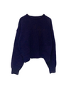 Start Up Suzy (Bae Suzy) Inspired Sweater 001 - S / Navy - Sweaters