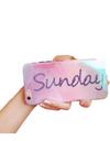 Sunday iPhone Case - iPhone Case