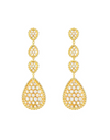 The King: Eternal Monarch Jung Eun-chae Inspired Earrings 010 - ONE SIZE ONLY / Gold - Earrings