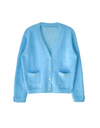 The King: Eternal Monarch Kim Go-eun Inspired Cardigan 001 - S / Blue - Cardigan