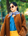 The King: Eternal Monarch Kim Go-eun Inspired Sunglasses 001 - ONE SIZE ONLY / Brown - Sunglasses