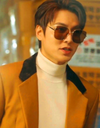 The King: Eternal Monarch Lee Min-ho Inspired Sunglasses 001 - ONE SIZE ONLY / Brown - Sunglasses
