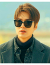 The King: Eternal Monarch Lee Min-ho Inspired Sunglasses 002 - ONE SIZE ONLY / Black - Sunglasses