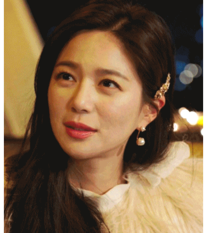 The Last Empress Lee Elijah Inspired Earrings 007