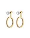 Touch Your Heart Yoo In Na Inspired Earrings 006 - ONE SIZE ONLY / Gold - Earrings