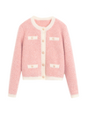 True Beauty Moon Ga-young Inspired Cardigan 003 - S / Pink - Cardigan