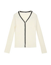 True Beauty Moon Ga-young Inspired Cardigan 004 - S / Produced only in Early March 2021 / Thin Material - Cardigan