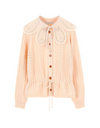 True Beauty Moon Ga-young Inspired Sweater 004 - S / Beige - Sweaters