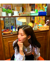 True Beauty Moon Ga-young Inspired Top 001 - ONE SIZE ONLY / White / Produced only in Late February to Early March 2021 - Tops