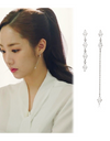 Whats Wrong With Secretary Kim Park Min Young Inspired Earrings 003 - Earrings