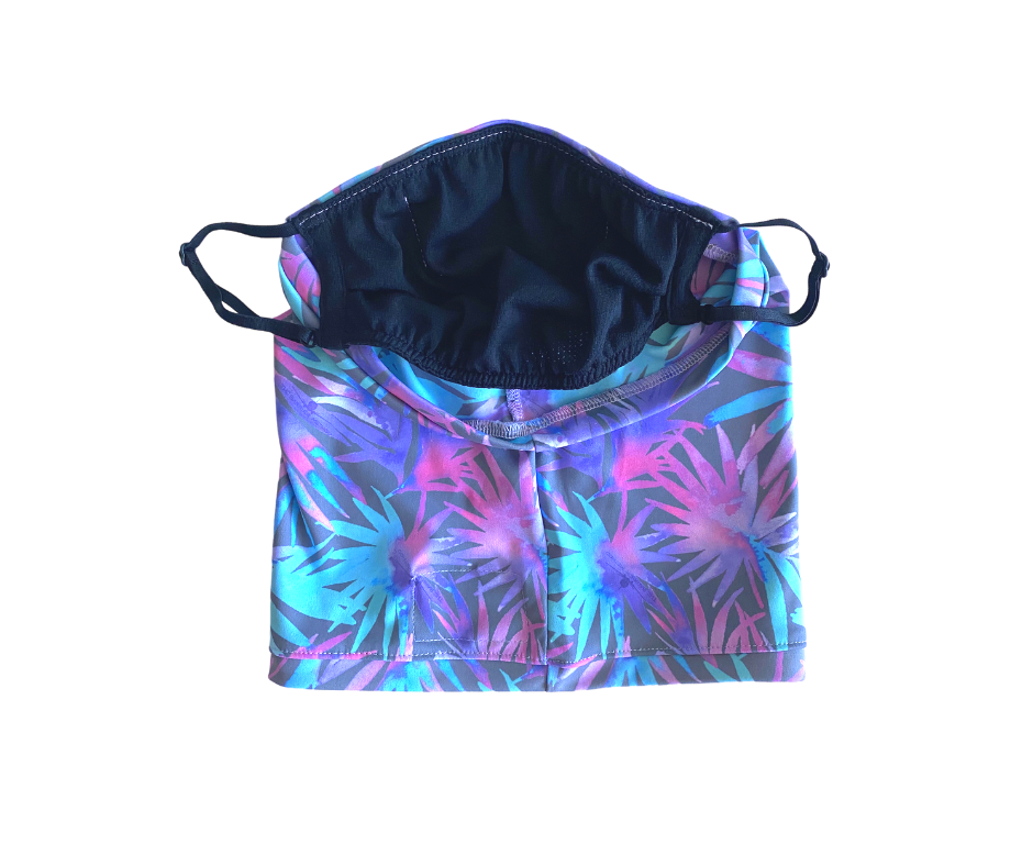 Electric Palms Neckie ⚡️🌴 (NOW AVAILABLE!)