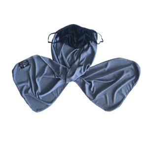 Navy Blue Winged Mask (New color!)