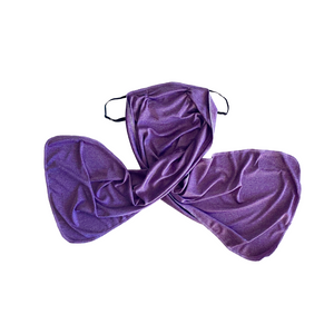 BRAND NEW COLOR! 💜 Purple Winged Mask💜 (Now Available!)