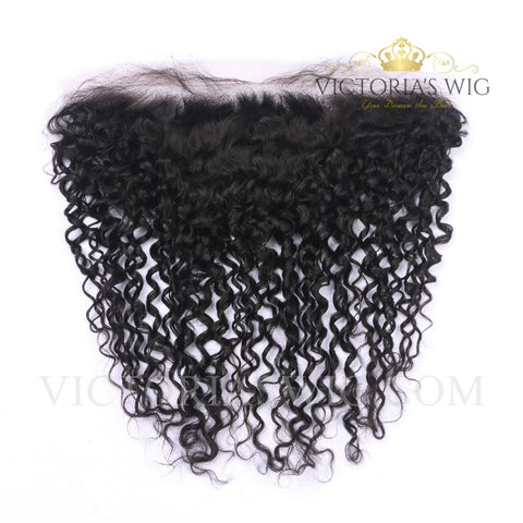 Lace Frontal Human Hair Water Wave