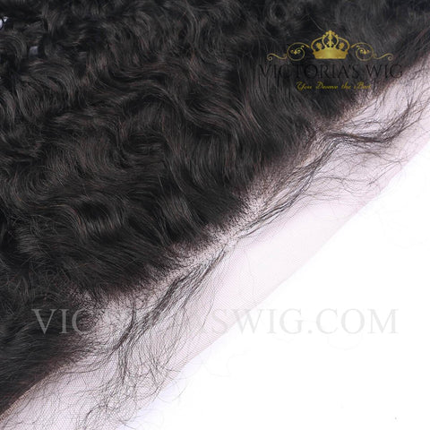 Ocean Wave Virgin Hair Lace Frontal