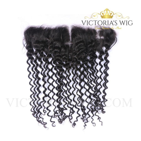 Lace Frontal Human Hair Italy Curly