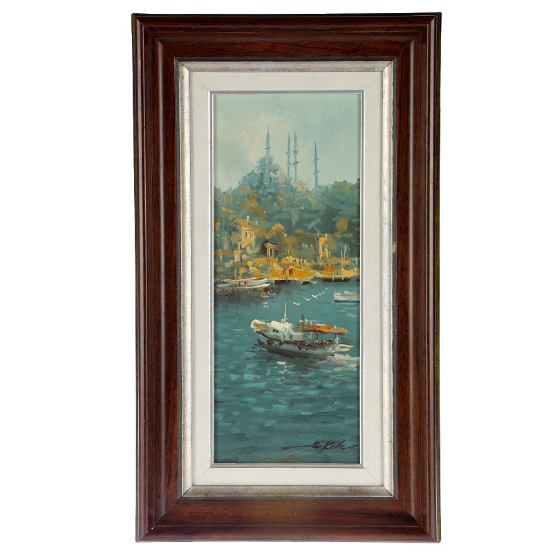 Small Size İstanbul Painting