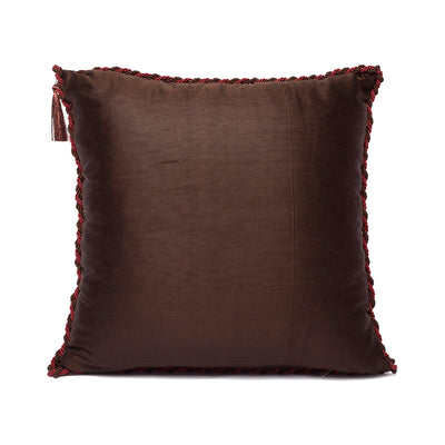 Brown Copper - Brown Kutnu Pillow