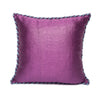 Aquamarine Purple - Light Purple Kutnu Pillow